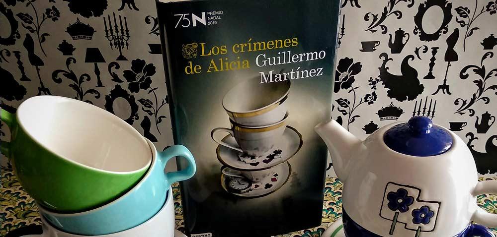 Reseña: 'Los crímenes de Alicia', de Guillermo Martínez