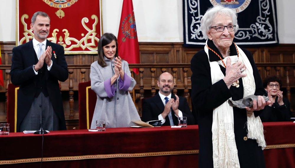 Ida Vitale y el frenesí poético del 'Quijote'