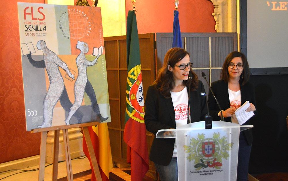 Programación de la Feria del Libro de Sevilla 2019